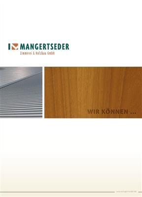 Mangertseder Zimmerei & Holzbau