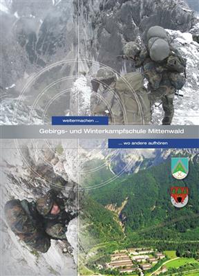 Gebirgs- und Winterkampfschule Karwendel-Kaserne