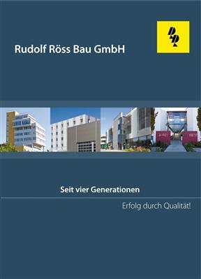 Rudolf Röss Bau